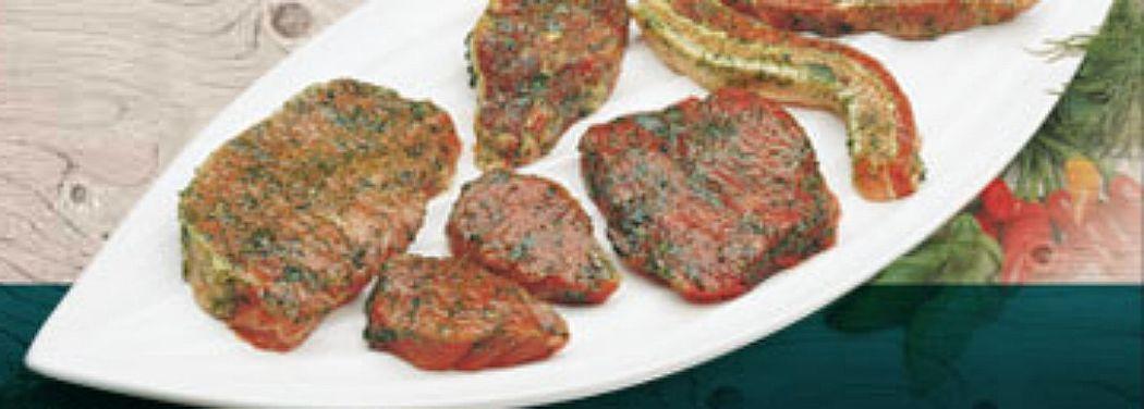 Beispiell: Frisches Fleisch, Foto: Der Metzger Wurm.