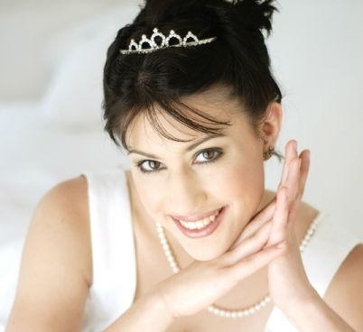 Beispiel: Professionelle Brautfrisuren, Foto: Beautyside.net.