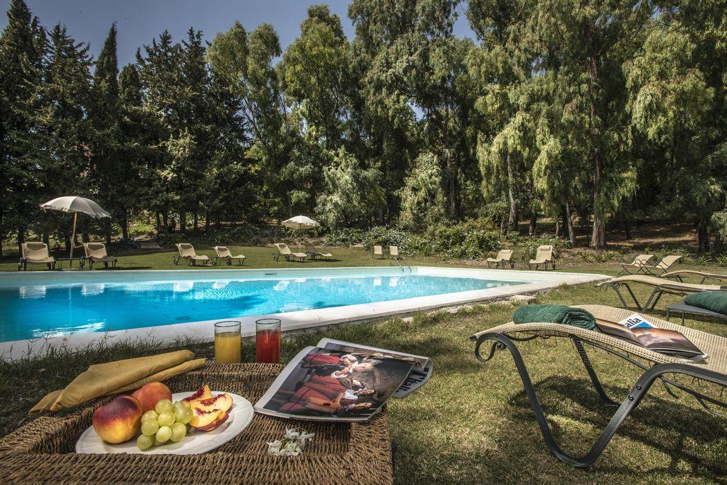 Masseria Rossella - Relax a bordo piscina