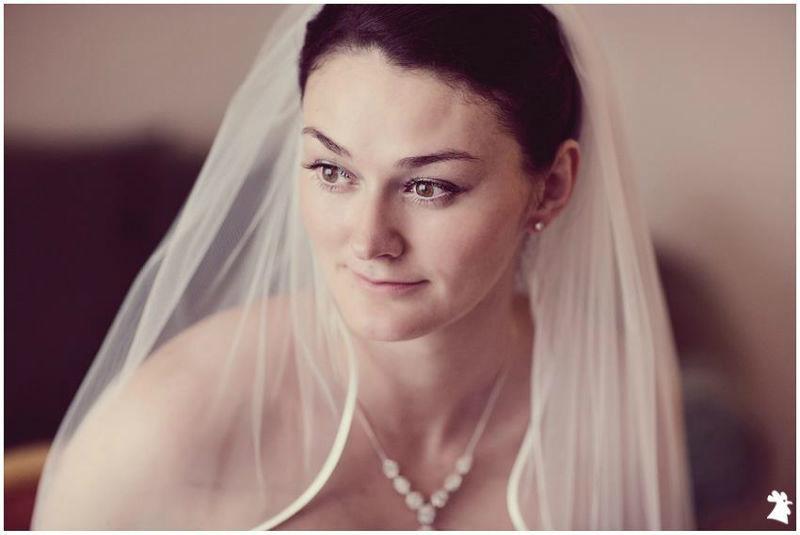 Beispiel: Portrait der Braut, Foto: Alexander Hahn Emotional Photography.