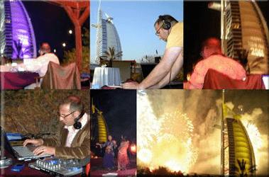 Fred Studio à Dubaï (EAU)