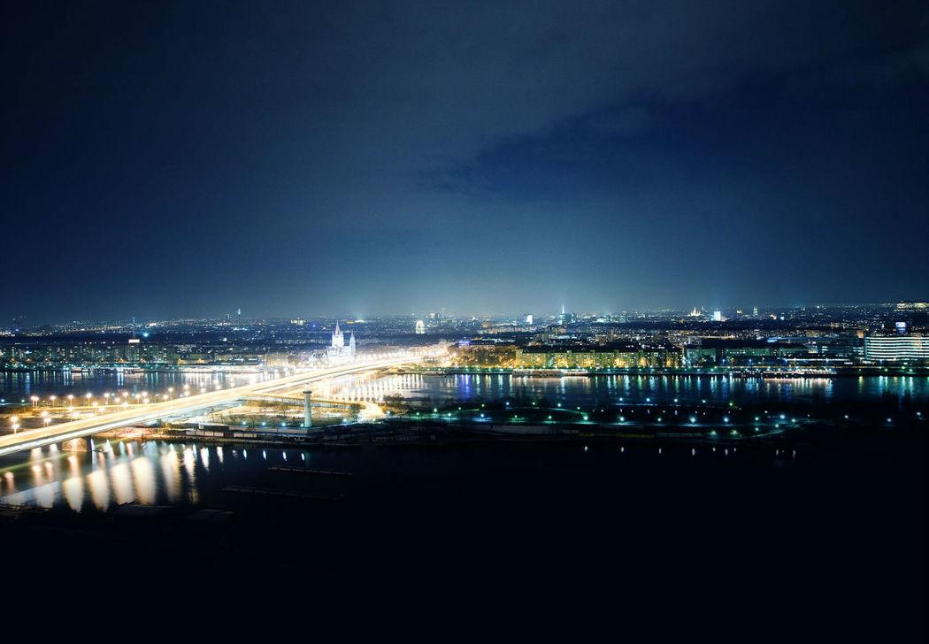 Beispiel: Ausblick bei Nacht, Foto: Eventwolken.