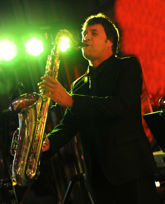 Beispiel: Saxophon, Foto: Amber's Delight.