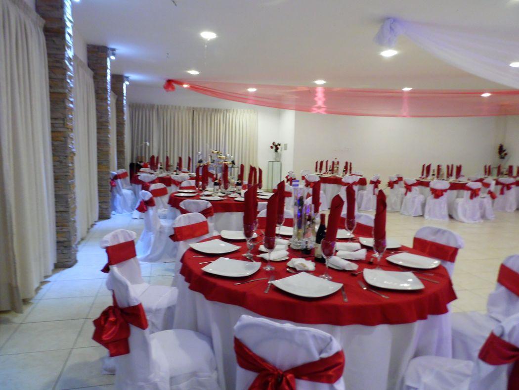 carpetas color rojo