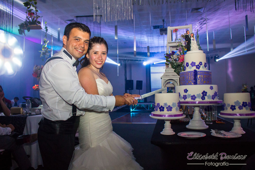 Nicole y Jorge - Matrimonio