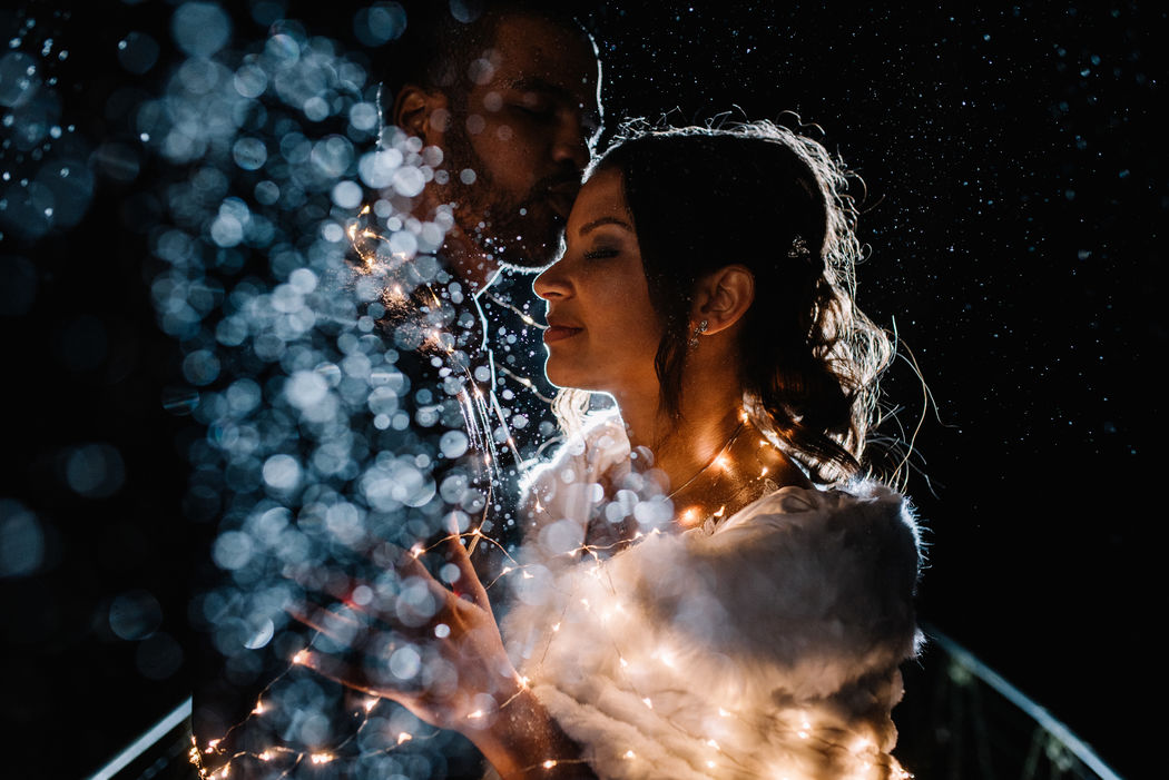 Les Bulles De Bonheur - mariage hiver