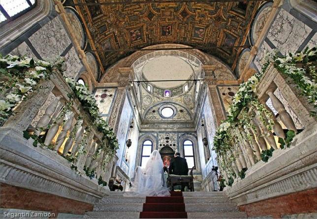 Matrimonio Chiesa dei Miracoli a Venezia
