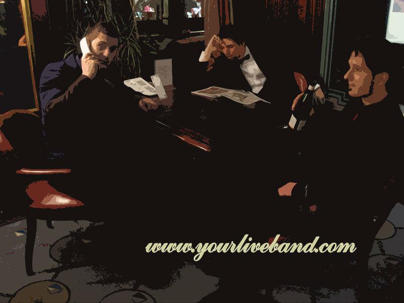 Beispiel: Hohe Musikalische Qualitätsansprüche, Foto: Alessandro Sabato Trio.