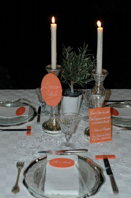 Menu,nom table,marque-places Plexiglas 15cm/10cm, 10cm/15cm