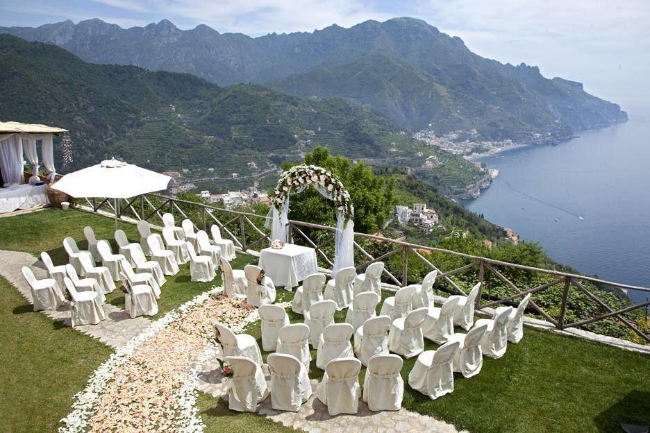 Matrimonio Simbolico Chi Lo Celebra : Hotel ristorante garden ravello matrimonio