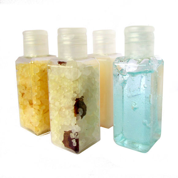 Sales de baño o Gel Antibacterial hipoalergénico. Diferentes presentaciones.