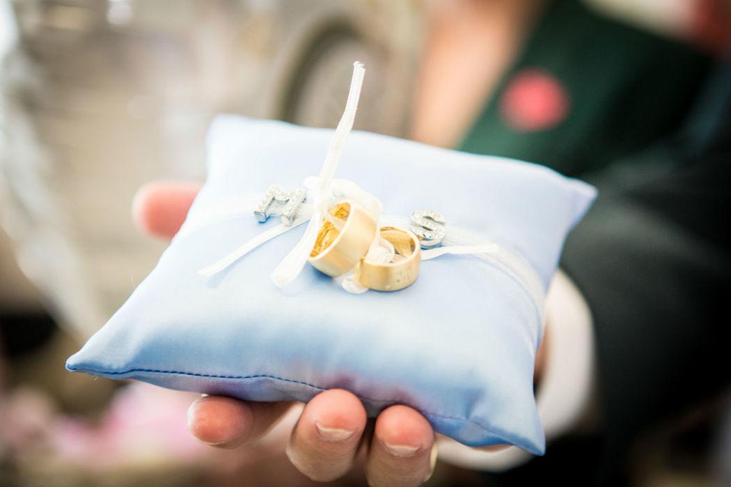 Beispiel: Detailorientierte Planung, Foto: Wedding Factory by Sabrina Weber.