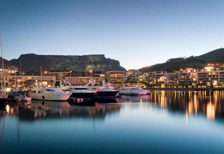Sudafrica  - Capetown -