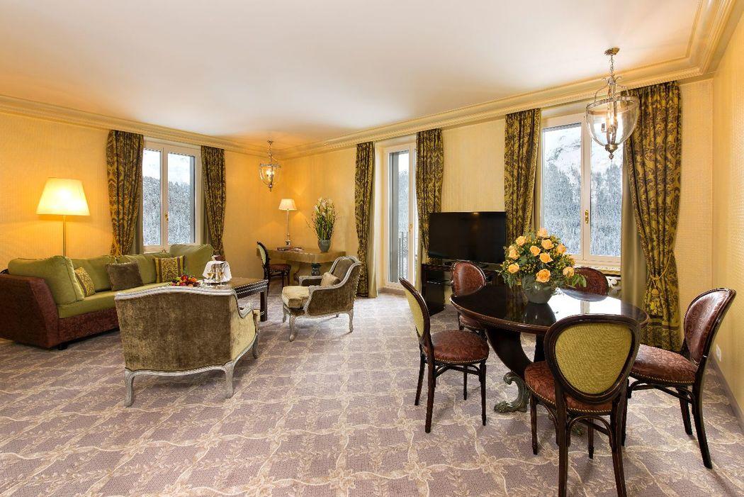 Carlton Suite, Wohnzimmer