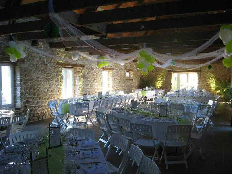 La ferme de Trezulien - la salle