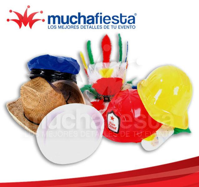Bailar y disfrutar con los mayor variedad sombreros de fiesta