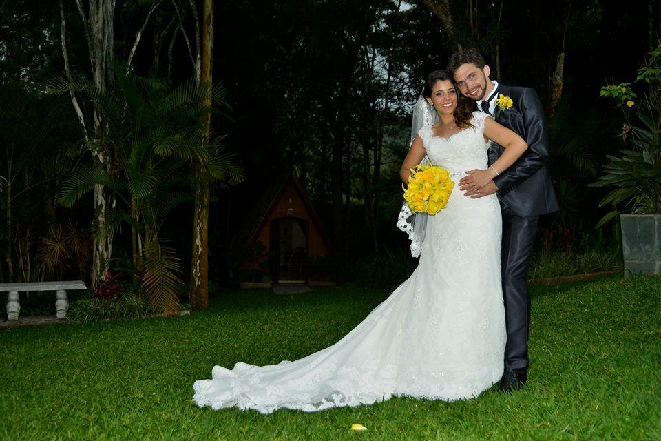 Jessica e Gabriele 12/01/2014 - Mombaça Park