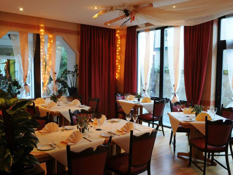 Beispiel: Restaurant, Foto: AKZENT Hotel Posthotel.
