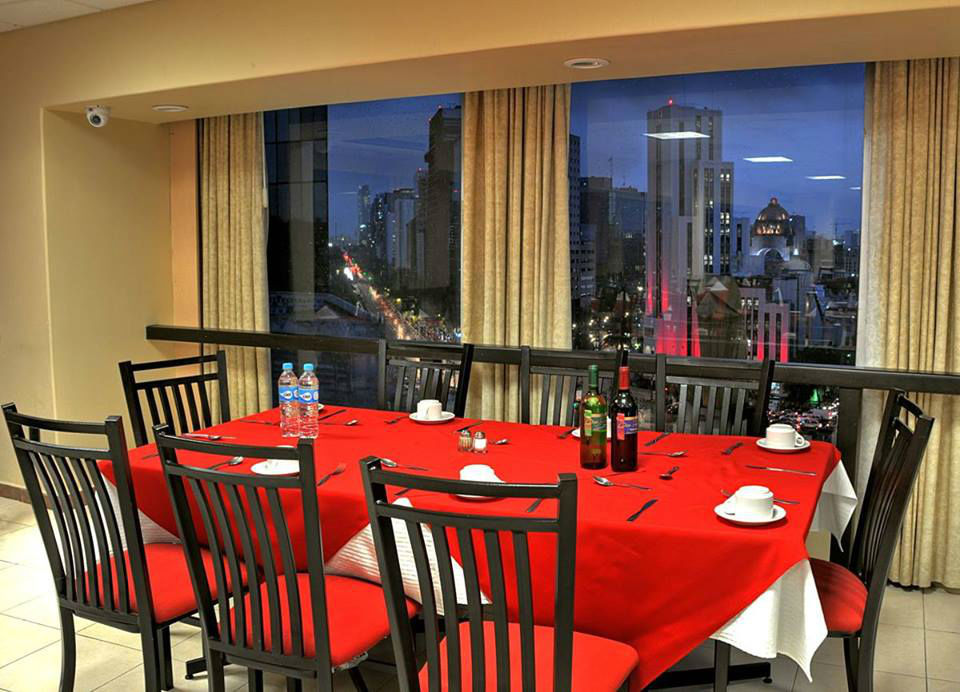 Hotel Fontán Reforma en la Ciudad de México