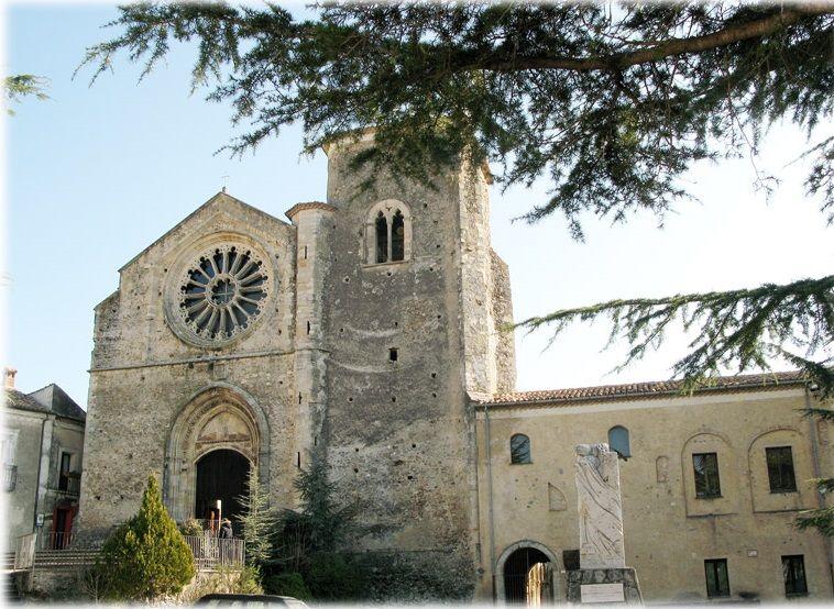 Castello di Altomonte: Chiesa