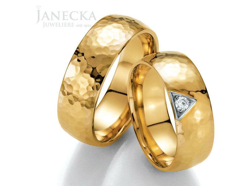 Beispiel: Innovatives Design, Foto: Juweliere Janecka.
