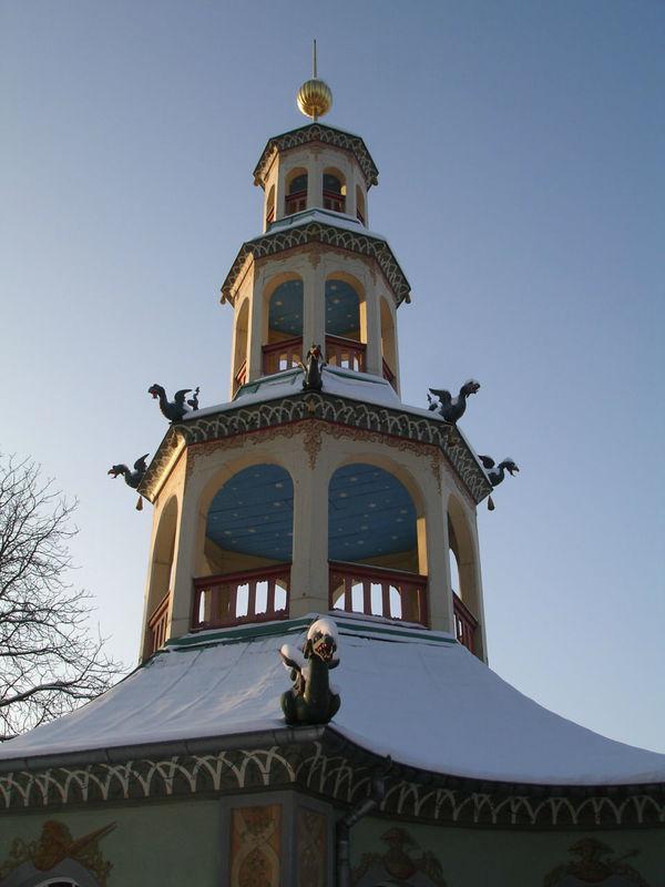 Beispiel: Außenansicht - Dach, Foto: Restaurant & Café Drachenhaus.