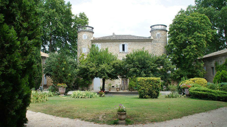Domaine de Lamartine, façade ouest