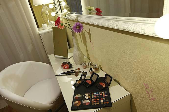 Beispiel: Make-up, Foto: Visagistin-ng.
