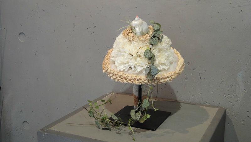 Beispiel: Tischgestecke, Foto: Natur in Form.