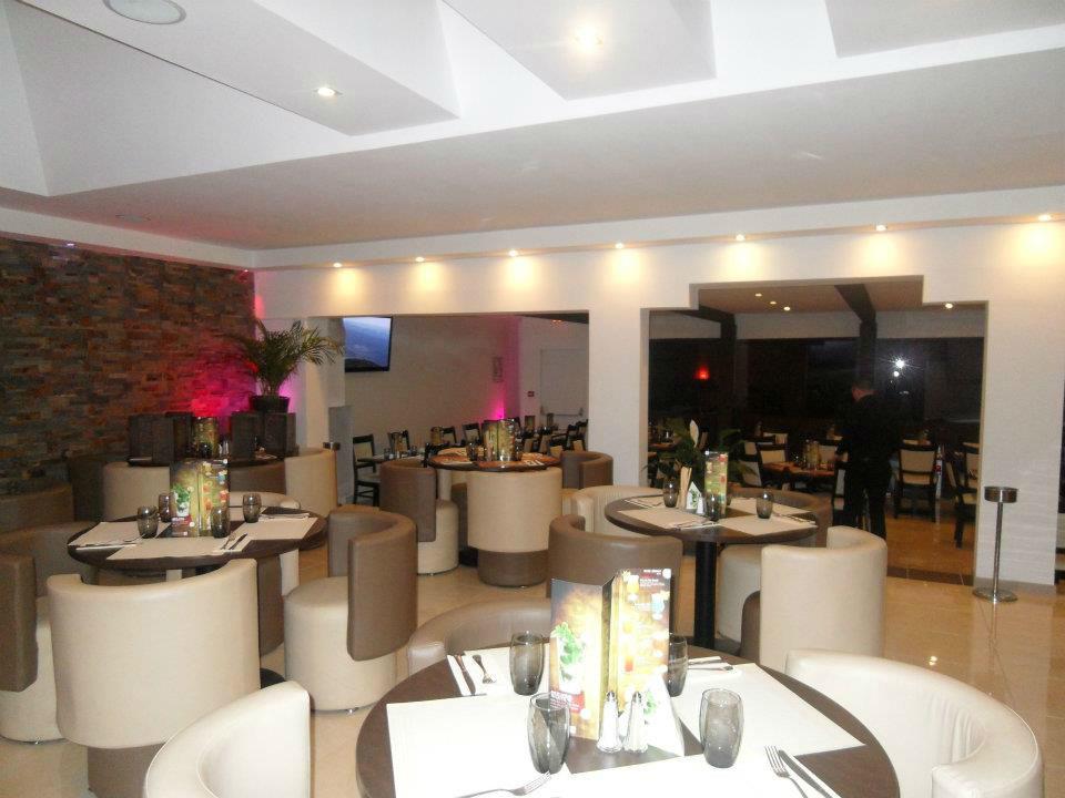 Restaurant Volcano Lounge