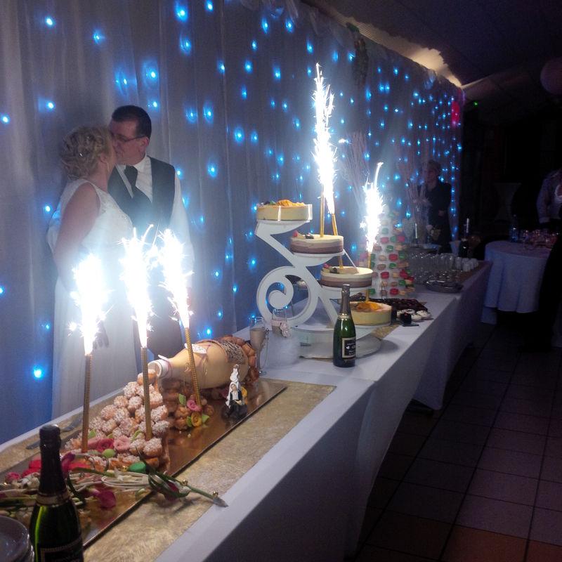 Buffet de dessert