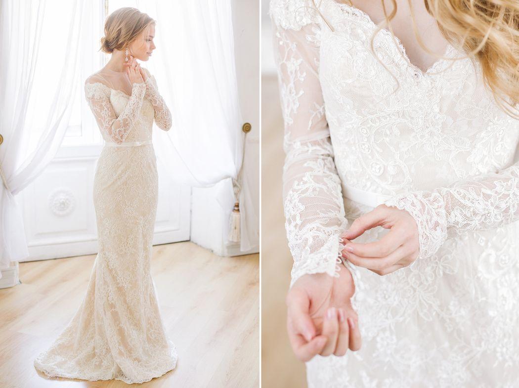 Свадебное платье Мерелин