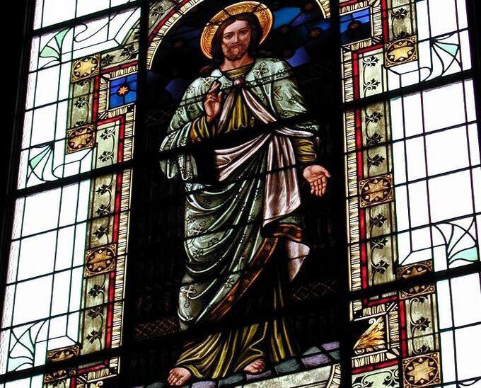 Beispiel: Fenster, Foto: Logenhaus Flensburg.