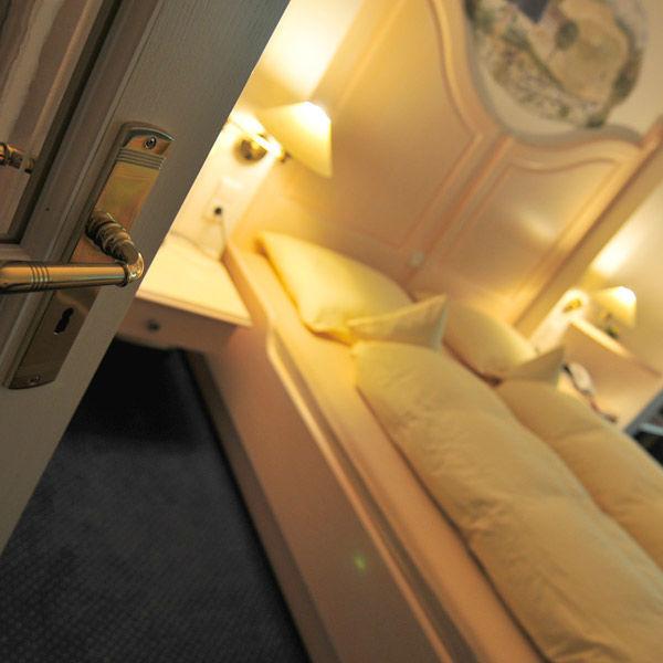 Beispiel: Zimmer, Fotoo: AKZENT Hotel Saller See.