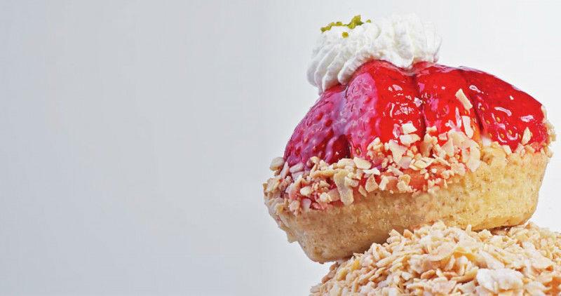 Beispiel: Dessert, Foto: Confiserie Freya.