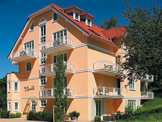 Beispiel: Villa Brunhilde, Foto: Travel Charme Nordperd & Villen Göhren.