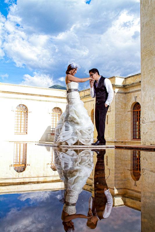 Fotos de boda en Oaxaca