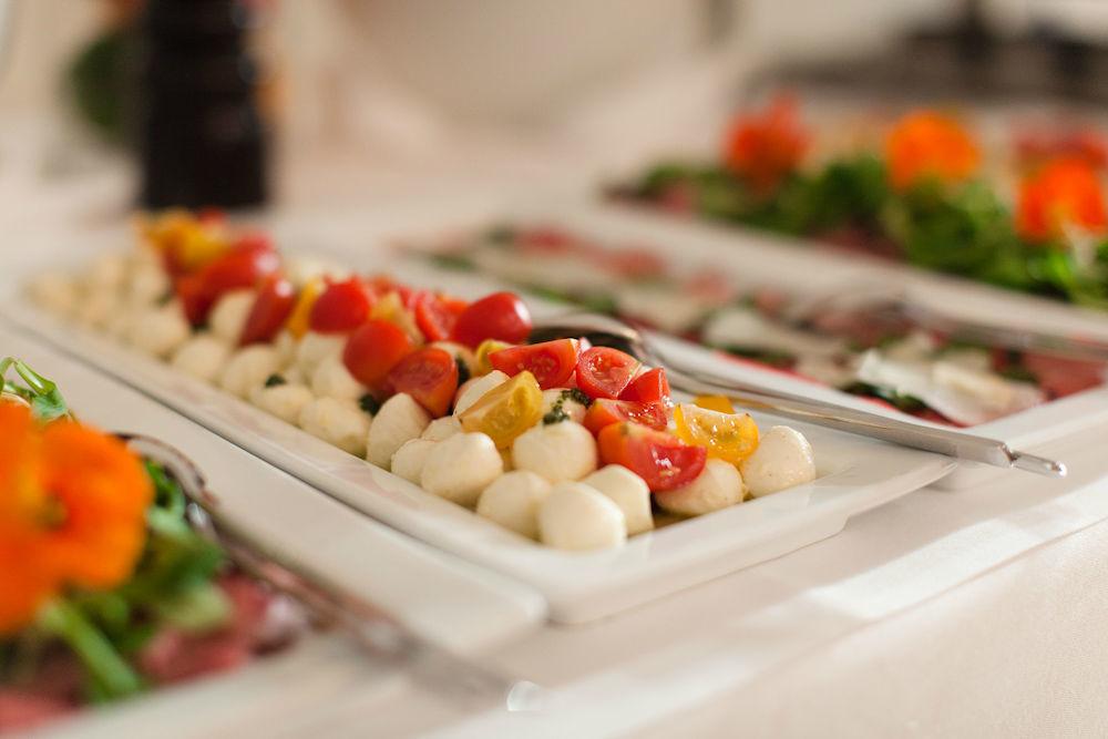 Beispiel: Erlesene Gerichte, Foto: Lux & Lauris.