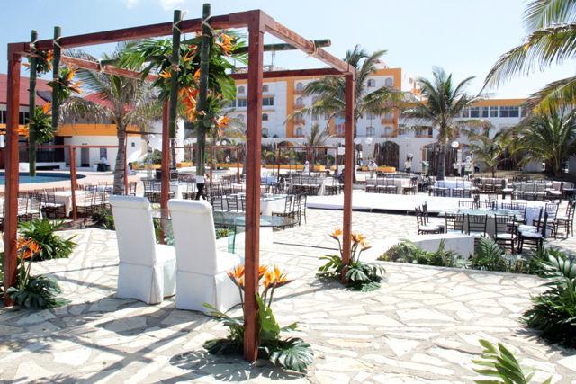 Club de playa al estilo que más te agrade. Hotel Doña Juana Cecilia en Tamaulipas