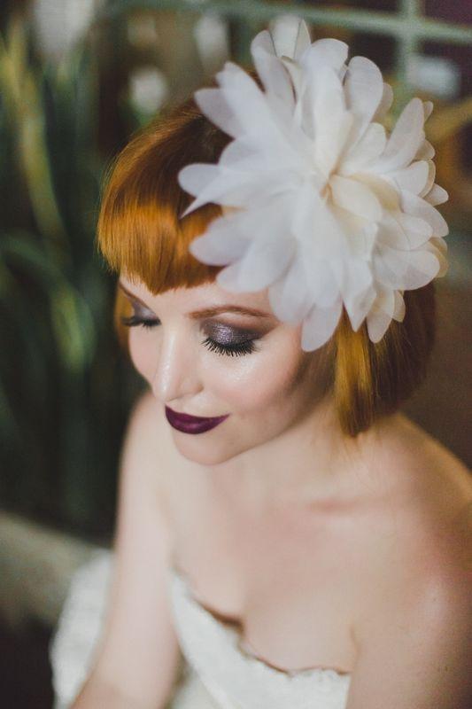 Maxi flor de seda Foto: Thay Rabello