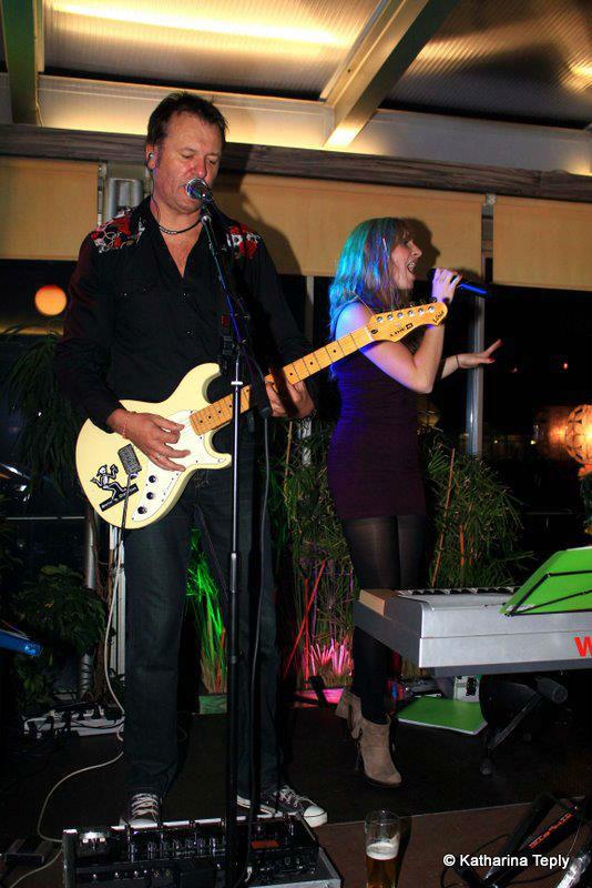 Beispiel: Spitzenmusiker, Foto: Johnny & Mary.