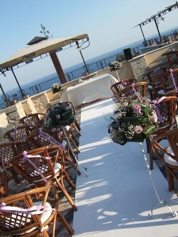 Wedding on the Moon in Taormina
