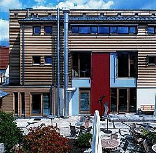 Beispiel: Aussenansicht, Foto: Schindlerhof.