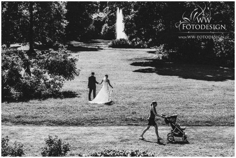 Beispiel: Kreative Hochzeitsfotos, Foto: WW Fotodesign.