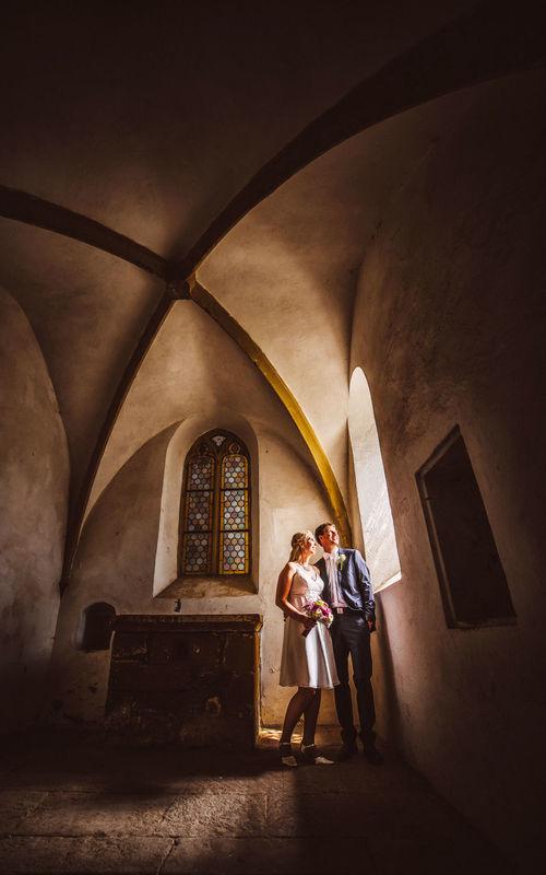 Beispiel: Hochzeitsfotos, Foto: Robin Schimko Photography.