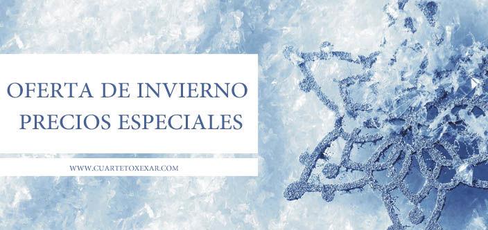 Grupo Xexar, precios especiales para bodas de invierno. Consúltanos sin compromiso.