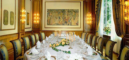 Beispiel: Salon Padua, Foto: Colombi Hotel.