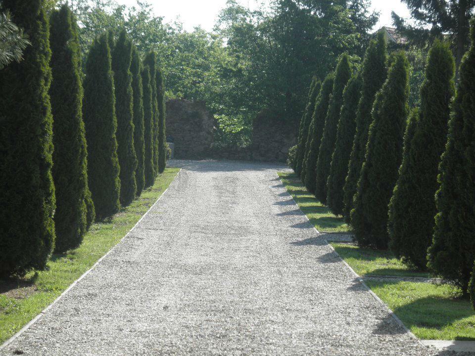 Beispiel: Schlossgarten, Foto: Schloss Ottersbach.