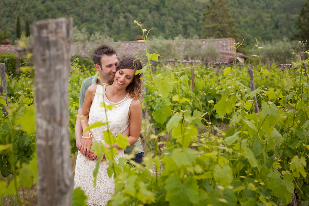Engagement Love Session Chianti