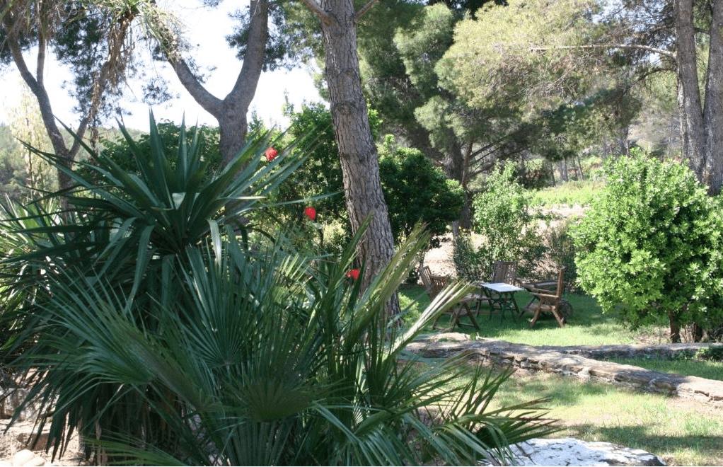 Les Jardins - Le Domaine de Cethi